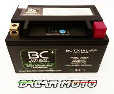 MOTORCYCLE BATTERY LITHIUM BUELL R 1125 IE	2008 2009 2010 BCTX14L-FP
