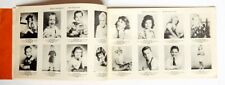 "Vintage 1950's Children Model Portfolio ""Models on Display"" Rare! One of a kind!"