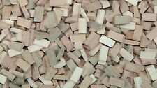1/35 Scale Bricks Mixed terracotta (approx 500)