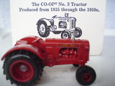 1/64 SpecCast CO-OP No. 3 Tractor near Mint condition