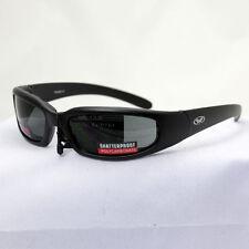 Biker Chopper Motorrad Sport Brille Sonnenbrille Splitterfrei Getönt UV400 NEU