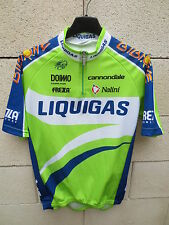 Maillot cycliste LIQUIGAS UCI PRO TOUR 2009 Cannondale Nalini maglia shirt 3