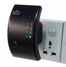 Wireless WiFi Repeater Signal Booster Faster PC Router Internet Long Range Fast
