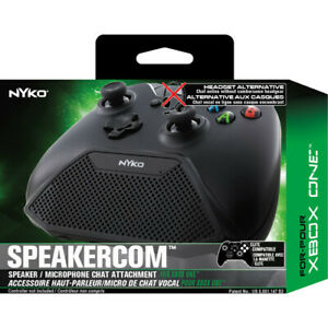 Nyko SpeakerCom for Xbox One Controllers (86134) - NEW™