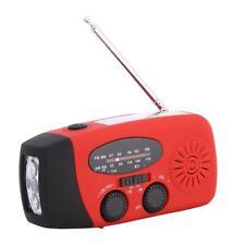 Solar Dynamo Radio Taschenlampe Laterne Notlicht Handy Ladegerät Camping,ovp.NEU