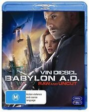 BABYLON A.D. - BLU-RAY - REGION B - NEW