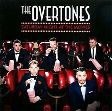 Saturday Night at the Movies by The Overtones (CD, Nov-2013, Warner Bros.)