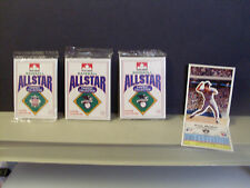 PETRO CANADA 3D ACTION COLLECTOR BASEBALL CARDS 16 DIFFERENT(3 Packs) 1991*MIP*