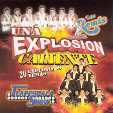 Los Remis : Una Explosion Caliente CD