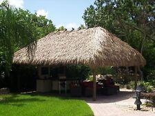"52""x 7' Thatch Roll 4 Tiki Bar Thatching Palm Grass Fresh Thatch for Tiki Bar"