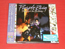2017 JAPAN Deluxe Edition  PRINCE Purple Rain 2 CD SET   DIGI SLEEVE
