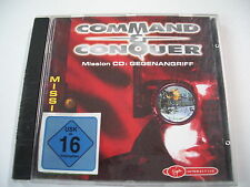 Command Conquer -  Mission CD : Gegenangriff   (PC)