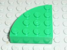 LEGO Star wars Green Brick 4 x 4 Corner Round 2577 / Set 7186  Watto Junkyard