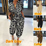 Women Batwing Sleeve Jumpsuit Ladies Party Belted Romper Midi Playsuit Size 8-26