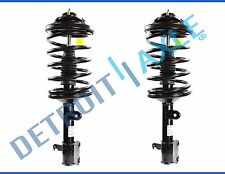 New Set of (2) Complete Front Quick Install Ready Strut Assembly for Honda Pilot