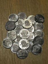 20 Stück 999 Tantal Tantalum Münze Buffalo Indian Edelmetall Seltene Erden