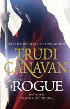 The Traitor Spy Trilogy: The Rogue 2 by Trudi Canavan (2011, Hardcover) #6B7