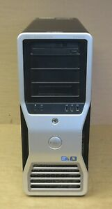 Dell Precision T7500 Tower PC 1x X5650 2.66GHz 48GB 1TB HDD 256GB SSD Win10 Pro