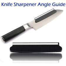 Blades Sharpener Angle Guide Whetstone Waterstone Sharp For Stone Grinder New