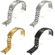 18/20/22mm Bracelet de Montre Boucle Déployante en Acier Inoxydable Watch