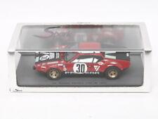 Spark 1/43 De Tomaso Pantera #30 Le Mans 1972 S0521