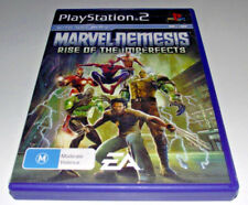 Marvel Nemesis Rise of the Imperfects PS2 PAL *Complete*