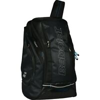 Babolat Team Maxi Tennis Backpack Bag Black Blue Racket Racquet Badminton 753064