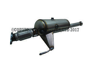 RENAULT MASTER 2.3D EURO 5   DIESEL PARTICULATE FILTER NEW 166