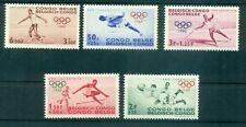 OLÍMPICO GAMES ROMA 1960 CONGO BELGA 1960