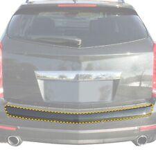 10 16 Fits Cadillac Srx Rear Bumper Clear Ppf Applique Scratch Guard Exact Fit