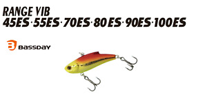 Bassday Range Vibe 45ES 55ES 70ES 80ES 90ES 100ES Viberation Choose Size Color
