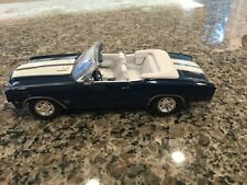 1:24 Welly 1971 Chevrolet Chevelle SS454 Convertible - #22089