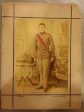 Indian Wars Artillery Soldier from Staten Island N.Y.