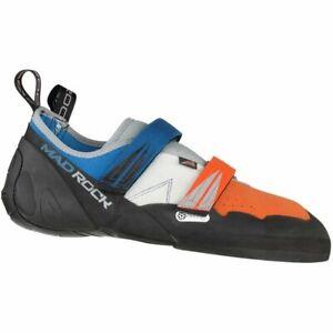 Mad Rock Agama Climbing Shoe Blue/Orange Size 6