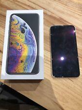 iPhone Xs 64go Argent Débloqué Hors Service Hs