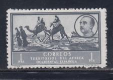 AFRICA OCCIDENTAL (1950) NUEVO SIN GOMA MNG - EDIFIL 14 (1 pts) FRANCO
