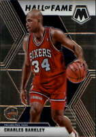 2019-20 Panini Mosaic #282 CHARLES BARKLEY Hall of Fame 76ers