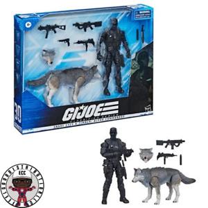G.I. Joe Classified Series Snake Eyes and Timber Figures (PRE-ORDER) (NOV 2021)