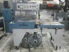 Conflex E 250 20max Film Width Automatic L Bar Sealer Style Shrink Wrap Machine