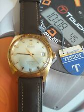 VINTAGE TISSOT VISODATE AUTOMATIC SEASTAR T.12 SWISS MADE WATCH