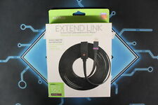 Accessory: Extend Link 15' Cable for Kinect, Xbox 360 Tested USED