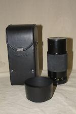 TAMRON ADAPTALL 103A 70-210mm 1:3.8-4 CF MACRO BBAR MC LENS NO MOUNT EUC 7522