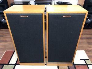 Vintage Klipsch Forte Speakers pair