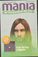 MANIA 2015 323 Tame Impala ADELE Golden Earring DAVID BOWIE