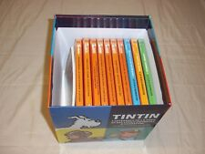 TINTIN - COFFRET DE 10 DVD + 8 CARTES POSTALES COLLECTOR / TIRAGE LIMITé 2011