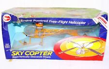 COX USA Control Line .020 Engine Fuel Powered SKY COPTER Helicopter MISB`65 RARE