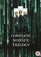 Matrix Trilogy 7321902202235 DVD Region 2 P H