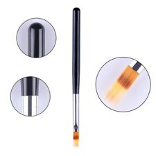 UK_Gel Nail Ombre Brush Lace Pro Art Manicure Painting Drawing Pen Tool Hot