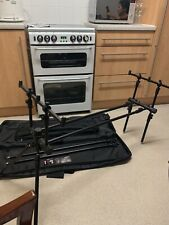 Cygnet skyliner 3 rod pod with case and instruction booklet