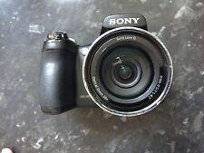 Sony Cyber-shot DSC-HX1 9.1MP Digital Camera - Black - 20x Zoom - DSC HX1